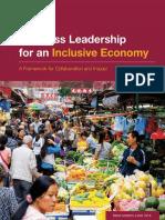 BSR Inclusive Economy Paper 2015