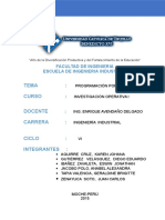 Trabajo Final-progrmacion Por Metas-Investigacion Operativa i