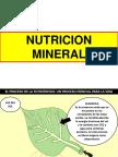 00 Nutrición Vegetal