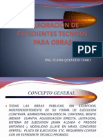 EXPEDIENTES TECNICOS 1