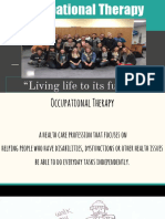 occupational therapy revised  2