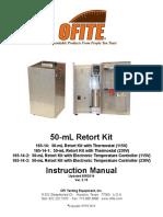 Retort Kit 165-14