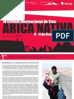 Catalogo Festival Arica Nativa 2009