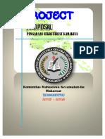 Proposal Sekretariat 2016