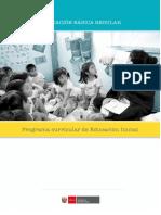 Programa Nivel Inicial Ebr-profewiliamsdavilaespinoza