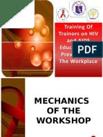 Mechanics-hiv aids Educ. Training2