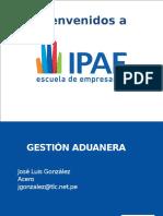 Gestion Aduanera - Sesion 1