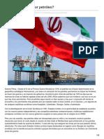 Alertadigital.com-Irán Otra Guerra Por Petróleo