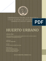 Informe Final Huerto Urbano
