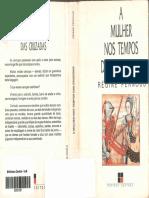 A Mulher Nos Tempos Das Cruzadas - Régine Pernoud