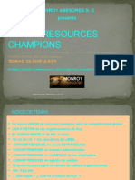 Material Curso Human Resources Champions