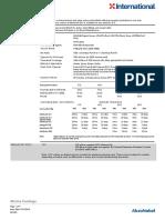 TDS Interbond 201