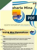 PT Saharla Mina