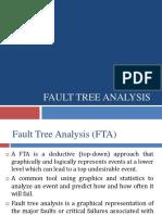 Fault Tree Analysis 1