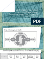 Planning and Management Concepts for Civil Engineering Work 2