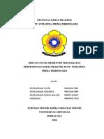 Proposal KP UTM