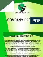 Green World Landscape Consultant