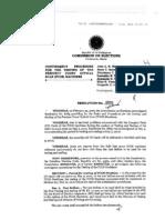 Comelec Resolution No. 8893