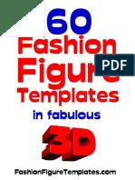 60 Fashion Figure Templates in 3D.pdf