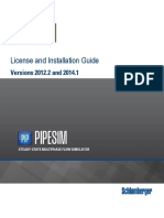 License and Installation Guide