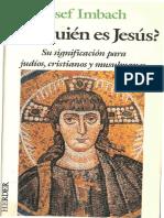 imbach, josef - de quien es jesus.pdf