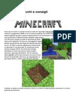 Minecraft Trucchi e Consigli 2363 Npbllr