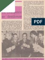 GENERALUL ILIE CEAUSESCU SE DESTAINUIE -DE VADIM.C.T.