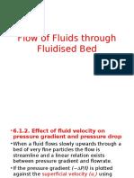 Materi 4 - Flow of Fluid Through Fluidised Beds