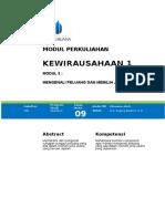 Modul Perkuliahan 09 Kwh 1
