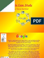 Google Case Study