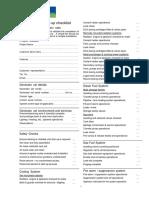 Aksa Startup Checklist