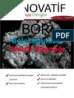Inovatif Kimya Dergisi Sayi 9