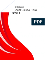 Manual Unkido Reiki Nivel 1