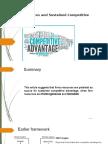 FirmResourcesandSustainedCompetitiveAdvantage