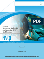 Manual 1-Developing, Registering and Reviewing NVQF Qualifications