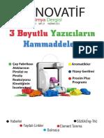 Inovatif Kimya Dergisi Sayi 23