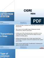CIGRE-Over Head Line Fault Locator
