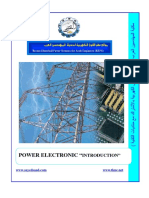 1_power Electronic Introduction