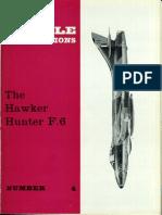 No. 04 the Hawker Hunter F 6