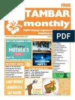Costambar Monthly May 2016
