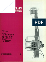 No. 05 the Vickers F.B 27 Vimy