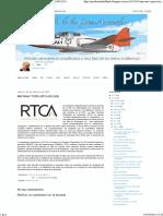 Rnp Rnav Types (Rtca Do-283)