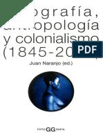 Fotografia Antropologia y Colonialismo