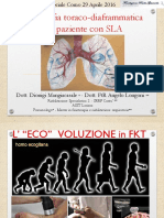Como- L'Ecografia Toraco-diaframmatica Nel Paziente SLA