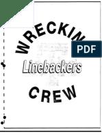 Texas A&M Linebacker Manuel 52 Wrecking Crew