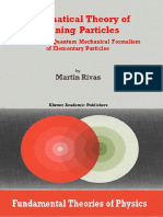 Rivas M. - Kinematical Theory of Spinninfddfdfhdfhg Particles. Classical and Quantum Mechanical Formalism of Elementary Particles (2002)(en)