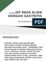 ASKEP PADA KLIEN DENGAN GASTRITIS.pptx