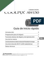 AW130 Guia de Inicio Rápido