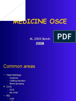 Medicine OSCE  Latest