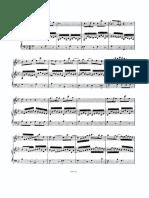 Bach - Siciliano Dalla Sonata Per Fl e Clav